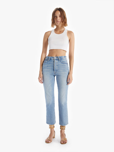 Mother Denim - The Tripper Ankle Jean in I Confess