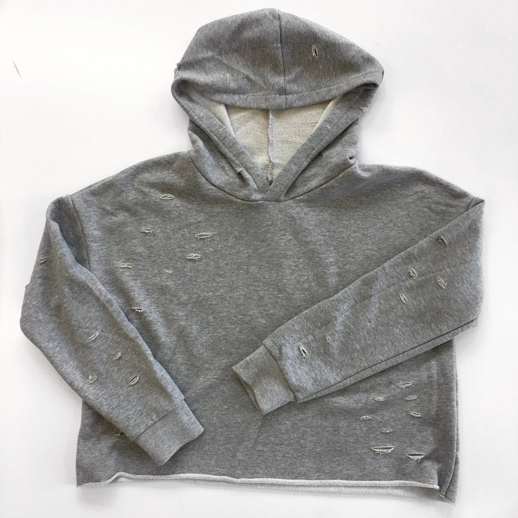 Central Park West - Los Feliz Distressed Hoodie