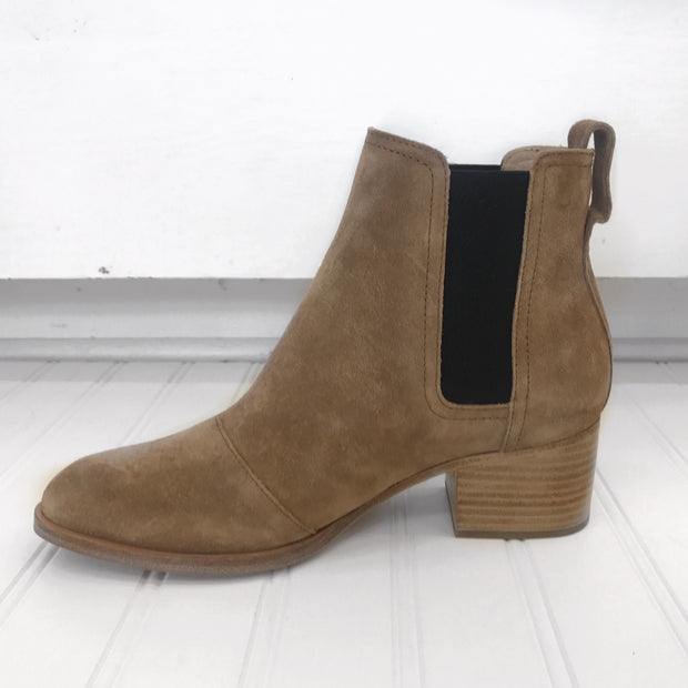 Rag & Bone - Walker Boot Camel Suede