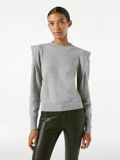 Frame - Kennedy Sweater in Gris Heather