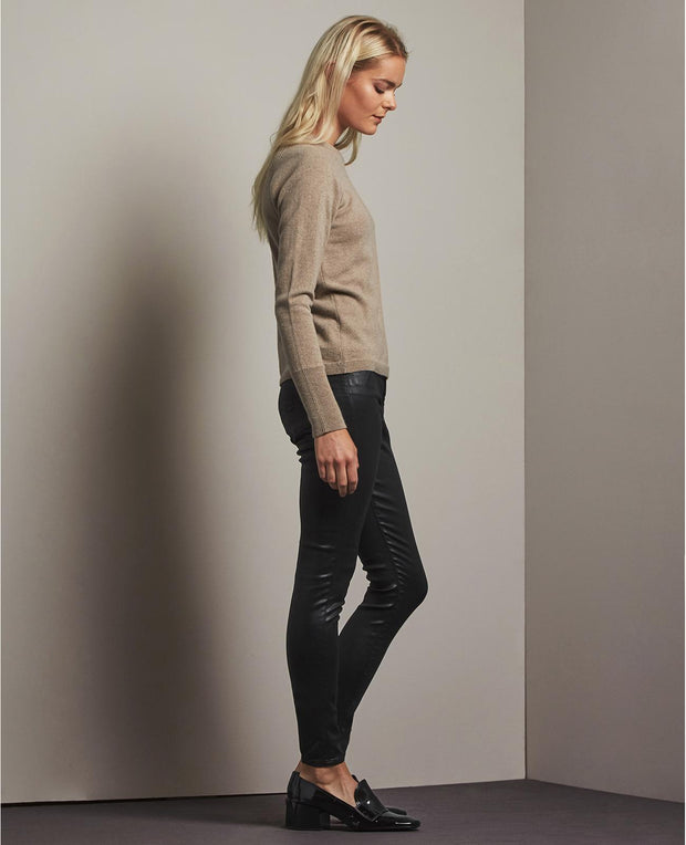 AG - The Leatherette Farrah Skinny in LTT-SBA