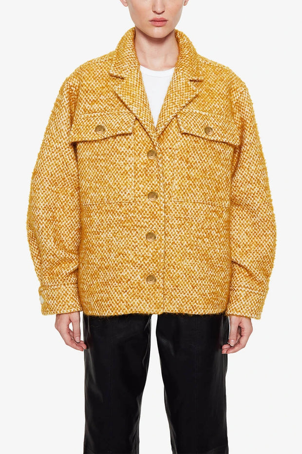 Anine Bing - Leon Jacket in Gold