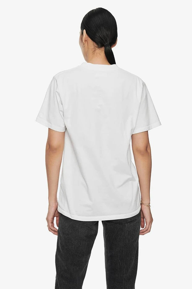 Anine Bing - Lili Tee in White