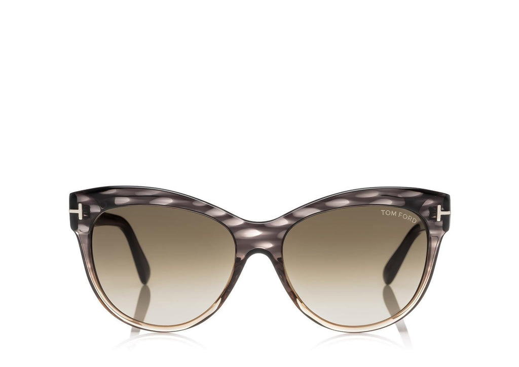 Tom Ford - Lily Grey/Gradient Green