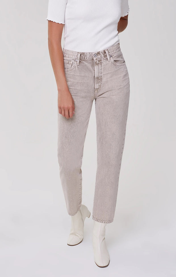 Citizens of Humanity Denim - Marlee Relaxed Taper Jeans in Pony Tail