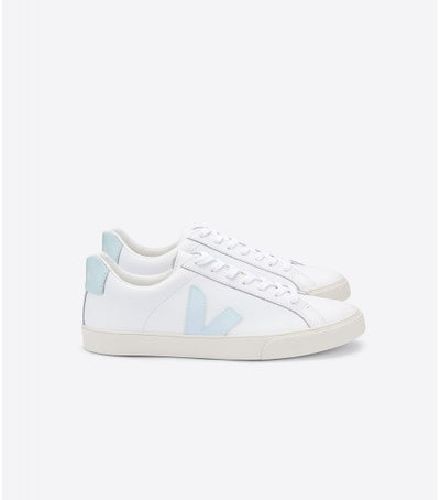 Veja - Esplar Logo Leather Sneakers Extra White Menthol