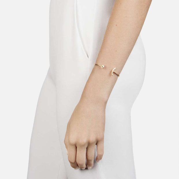 Miansai Mini-Anchored Cuff at Blond Genius - 2