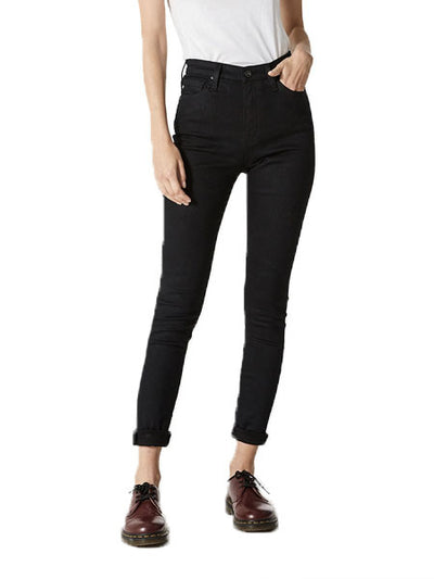 AG - The Mila Super High Rise Skinny in ODB