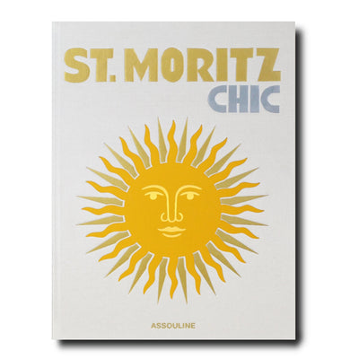 Assouline - St. Moritz Chic Hardcover Book