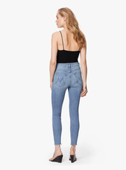 Mother Denim - The Fly Cut Stunner Final Frontier Jeans