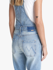 Mother Denim - The Tripper Overall Ankle in I Confess Wash