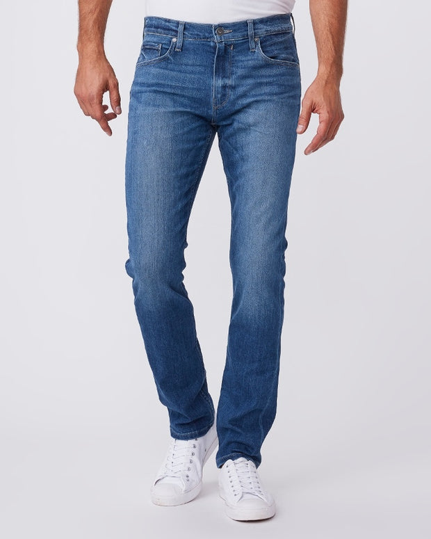 Paige Denim - Men's Federal Straight Leg Jeans in Mulholland