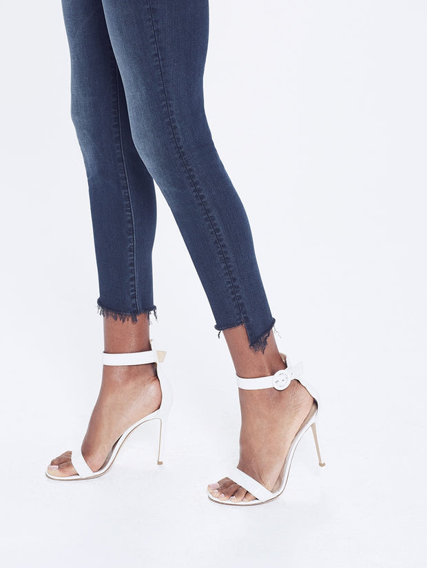 Mother - Stunner Zip Ankle Fray