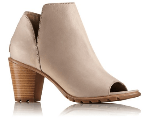 Sorel - Nadia Bootie Sandy Tan