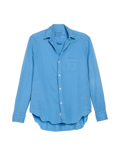Frank & Eileen - Eileen Button-Down Shirt in Ocean Color Denim