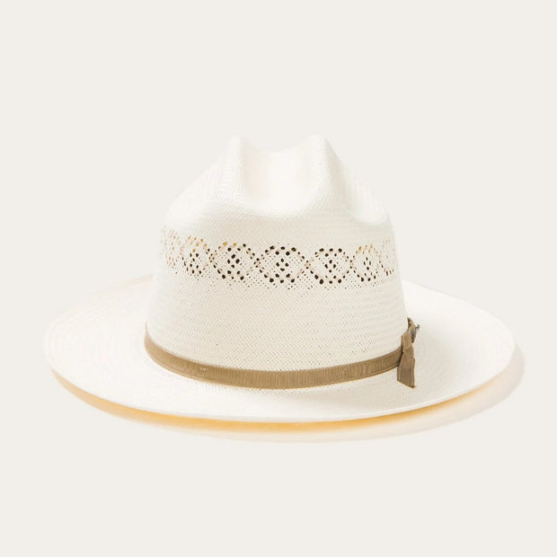 Blond Genius x Stetson - Open Road Hat in Natural/Tan