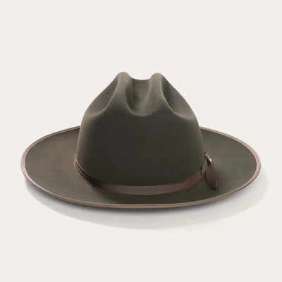 Blond Genius x Stetson - Open Road Royal Deluxe Hat in Sage