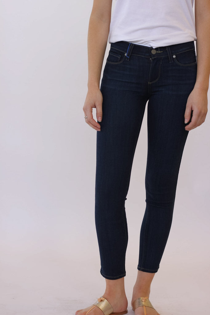 Paige Premium Denim Verdugo Ankle at Blond Genius - 1