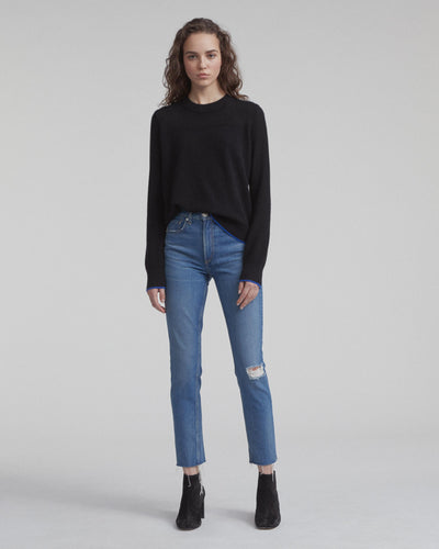 Rag & Bone - High Rise Ankle Skinny in Pamela