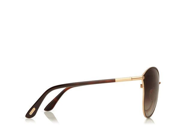 Tom Ford - Shiny Rose Gold/Gradient Brown