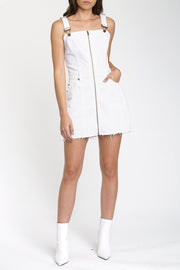 Pistola - Nina Overall Dress Ice Breaker