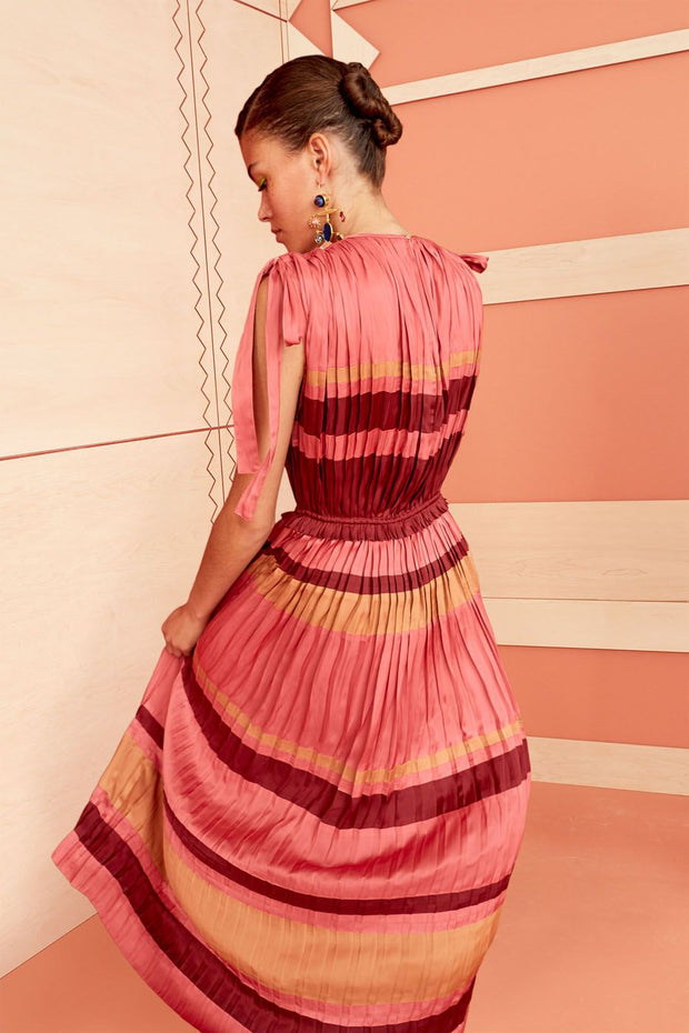 Ulla Johnson - Alessa Dress in Cerise
