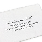 Pyrrha Design Inc. Love Conqures All Necklace at Blond Genius - 2