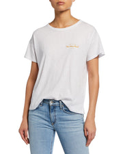 Rag & Bone - Very Best Vintage Crew t-shirt in White