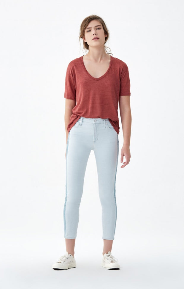 Citizens of Humanity - Rocket Crop High Rise Skinny in Cherish