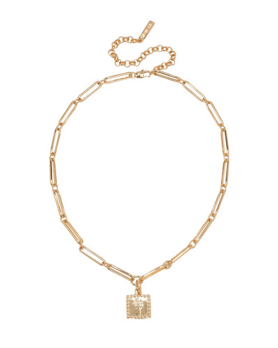 Luv AJ - Roma Necklace in Gold