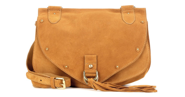 See By Chloe Collins Suede Messenger at Blond Genius - 1