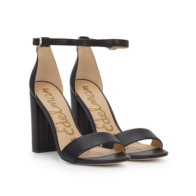 Sam Edelman - Yaro Block Heel Black