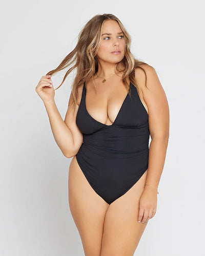 L*Space - Sydney One Piece Classic in Black