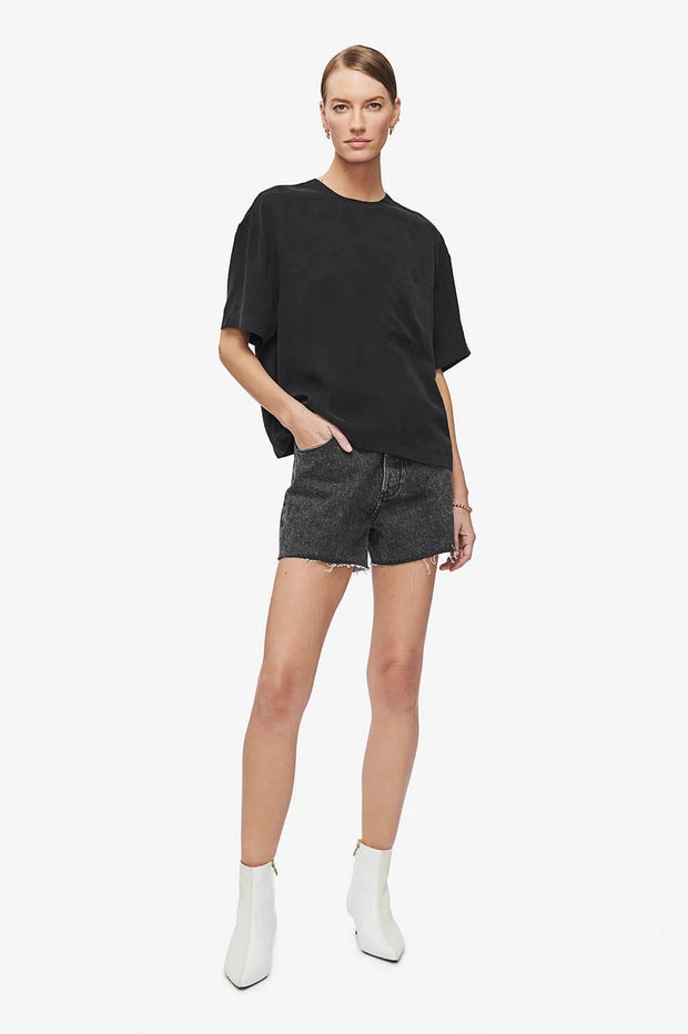 Anine Bing - Teagan Top in Black