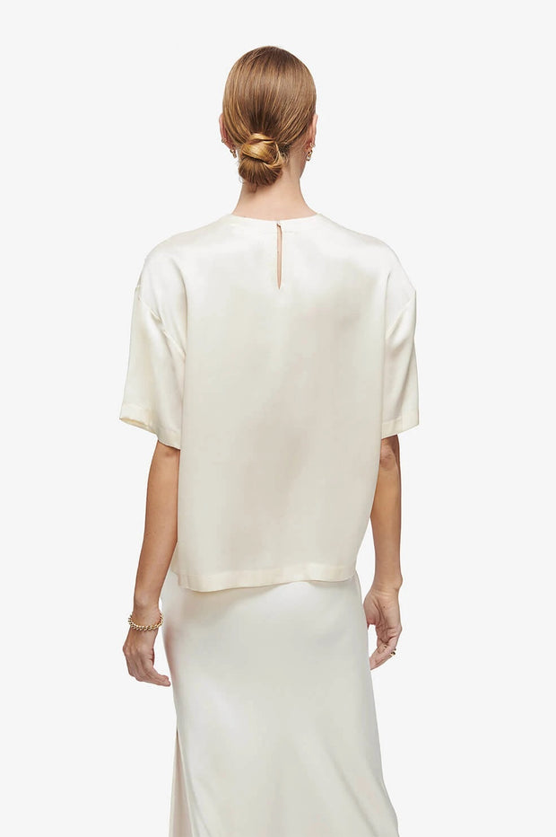 Anine Bing - Teagan Top in Ivory
