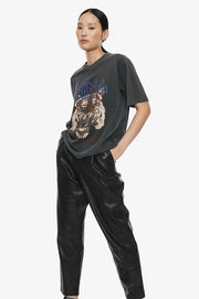 Anine Bing - Tiger Tee in Black