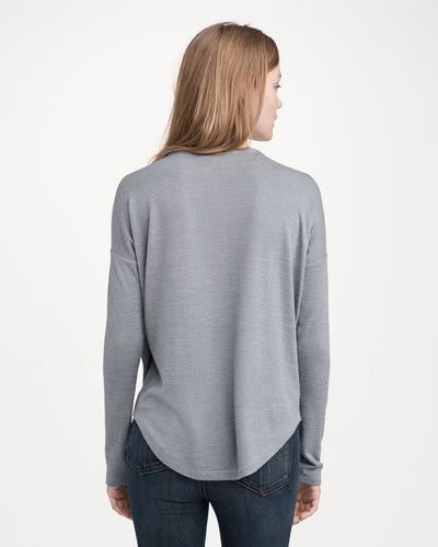 Rag & Bone - Hudson Long-Sleeve Tradewinds