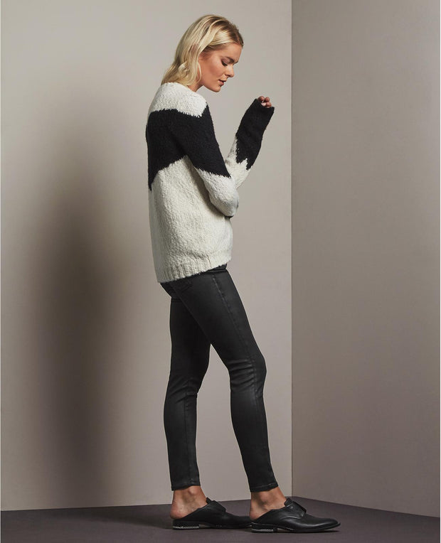 AG - The Leatherette Legging Ankle