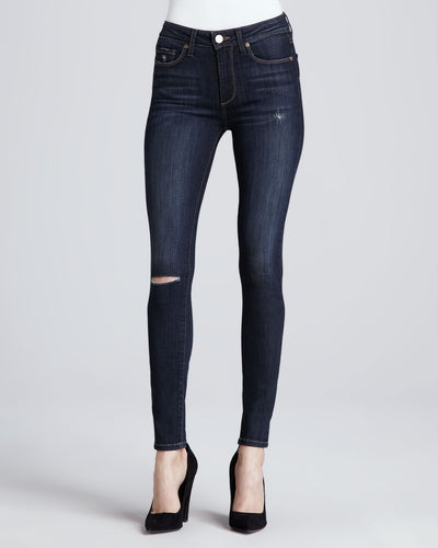 Seven for all Mankind - The Skinny Crop & Roll in ATBB