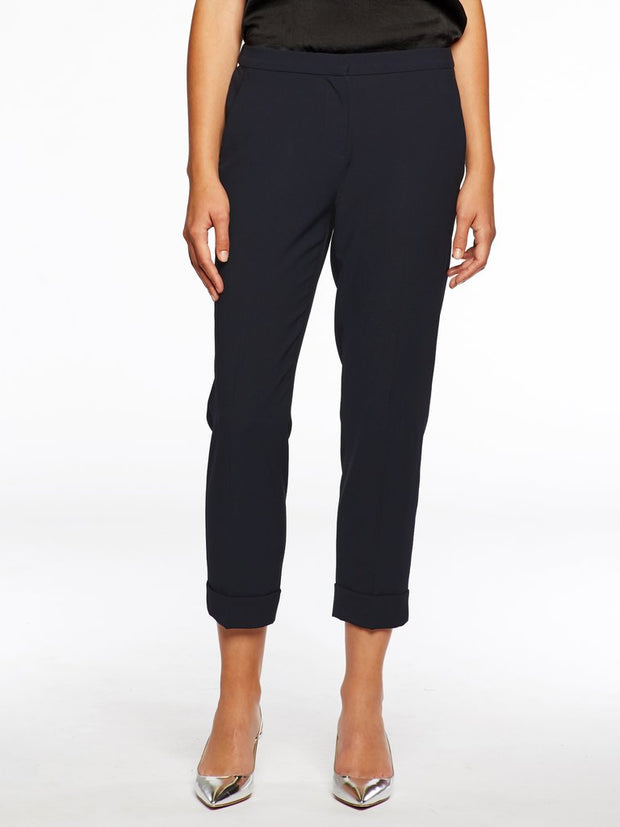 BROCHU WALKER - Westport Cropped Pant in Satalite