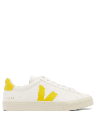Veja Sneakers - Campo Chromefree Leather Extra White Tonic