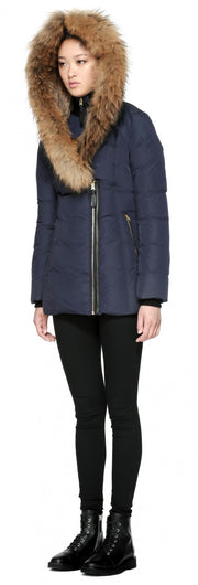 Mackage Mackage - Akiva Coat Ink at Blond Genius - 3