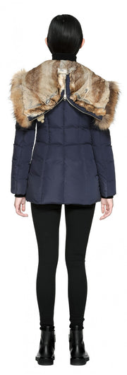 Mackage Mackage - Akiva Coat Ink at Blond Genius - 5