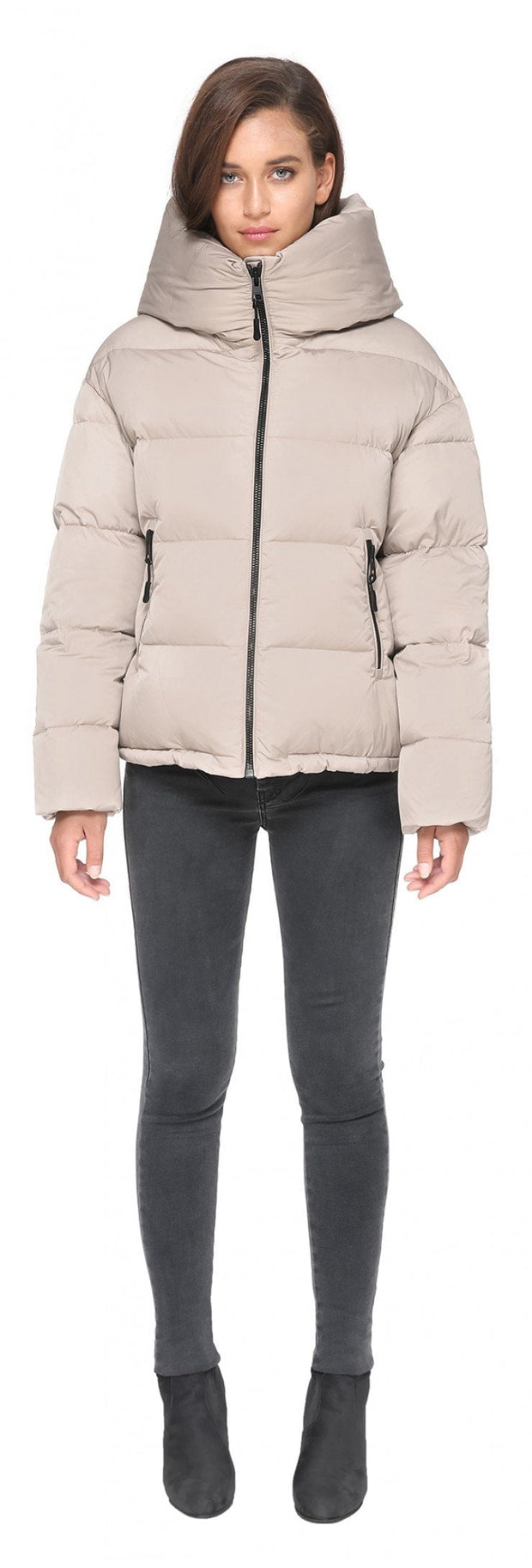 Soia & Kyo - Brittany Hooded Down Jacket
