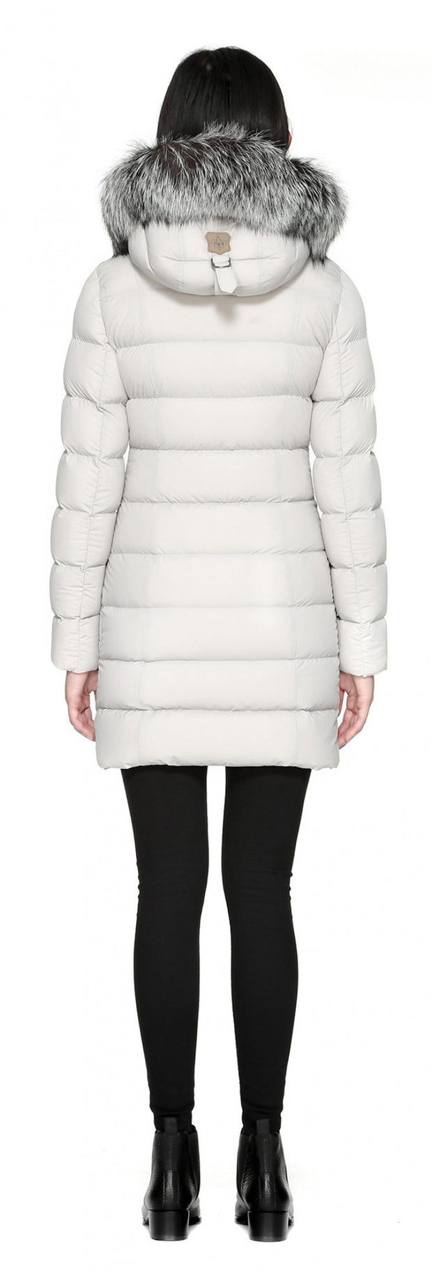 Mackage Mackage- Calla Coat Cloud at Blond Genius - 4