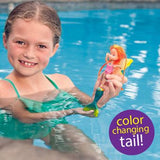 Swimways Fairy Tales Color-Changing Mermaid Dolls