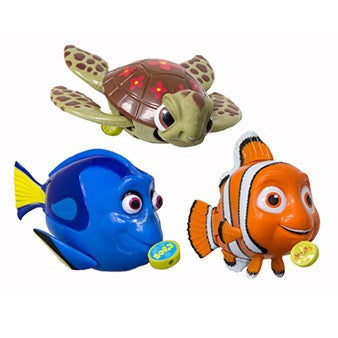 Swimways Disney Mini Nemo Squirt Dory Pull-String Swimmers