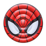 Swimways Oversized Marvel Superhero Inflatable Shield Floats- Spider-Man Captain America