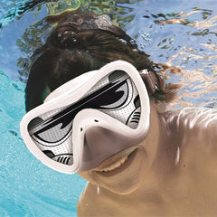 Swimways Star Wars Storm Trooper Swim Mask