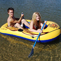 Swimline Solstice Sunskiff Boat 2 Person Kit